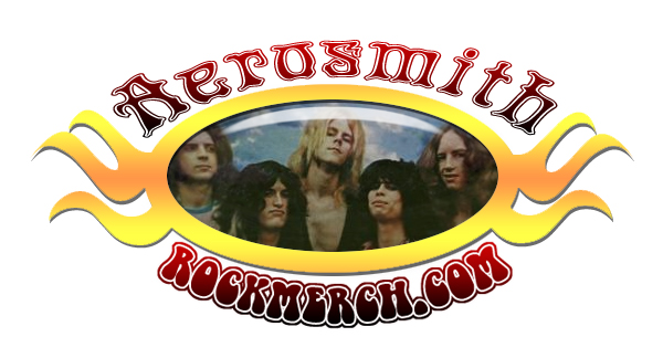 Aerosmith T-shirts and Merchandise
