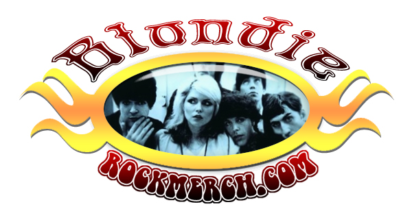Blondie T-shirts and Merchandise
