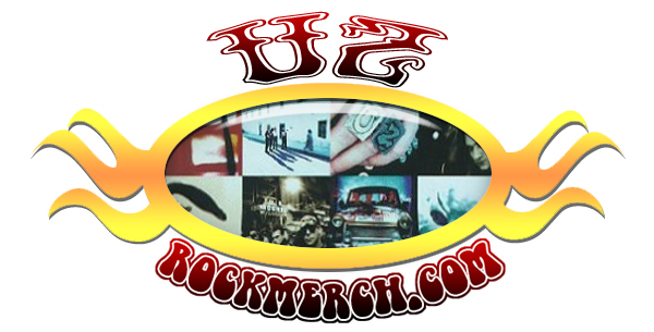 U2 T-shirts and Merchandise